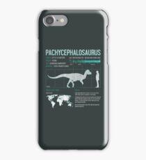 Pachysepholosarous Dinosaur Fun Facts - Science Mens Kids iPhone Case/Skin