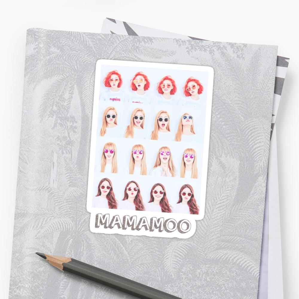 Mamamoo F by redkpopstore