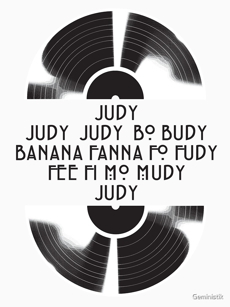 Judy  - The name game | Unisex T-Shirt