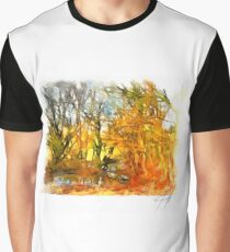 Wooded Glade Graphic T-Shirt