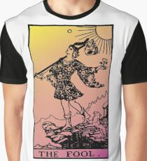 Tarot - The Fool Graphic T-Shirt