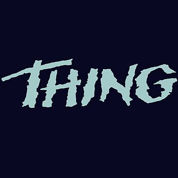 thing by Silas-Fireless