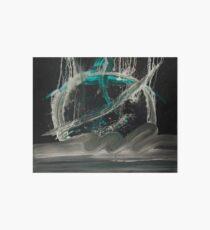 WDVH - 0014 - Skew Blue Art Board