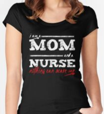 Nurse Women's Fitted Scoop T-Shirt