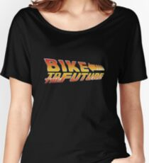 Bike To The Future Women's Relaxed Fit T-Shirt