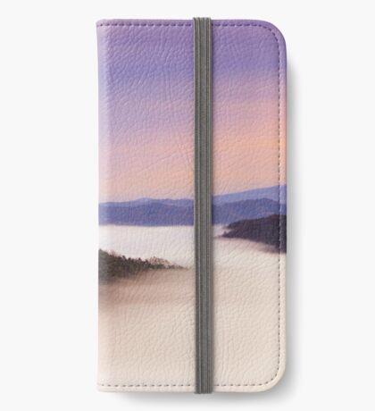 Natural mystic iPhone Wallet