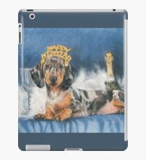 Happy New Year! iPad Case/Skin