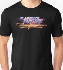 Flashback Future - Blood+Chrome T-Shirt