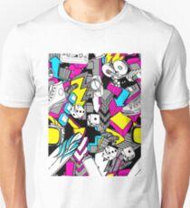 comic pop Unisex T-Shirt