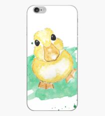 Hello there duckling iPhone Case