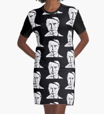 Hannibal Graphic T-Shirt Dress