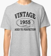 Vintage 1955 Aged To Perfection Classic T-Shirt