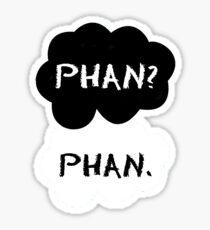 Phan - TFIOS Sticker