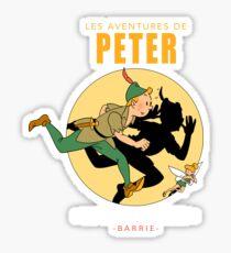Les Aventures de Peter Sticker