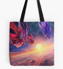 Star Guardian League of Legends Tote Bag