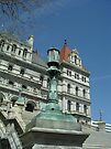 New York State Capitol Building by John Schneider