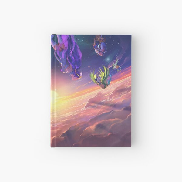 Star Guardian League of Legends Hardcover Journal