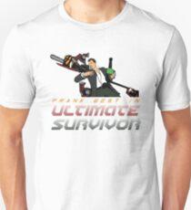 Frank West ULTIMATE SURVIVOR Unisex T-Shirt