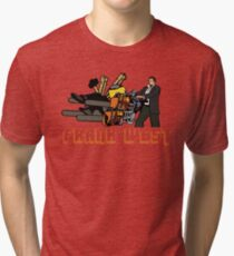 BAD MOFO FRANK Tri-blend T-Shirt