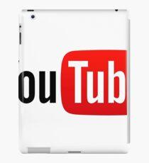 you tube iPad Case/Skin