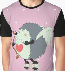 Cupid Graphic T-Shirt