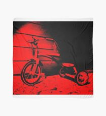 Red Tricycle Scarf