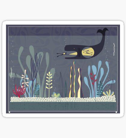 The Fishtank Sticker
