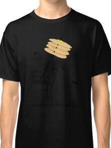 Knight of Pancakes Breakfast Tarot Classic T-Shirt