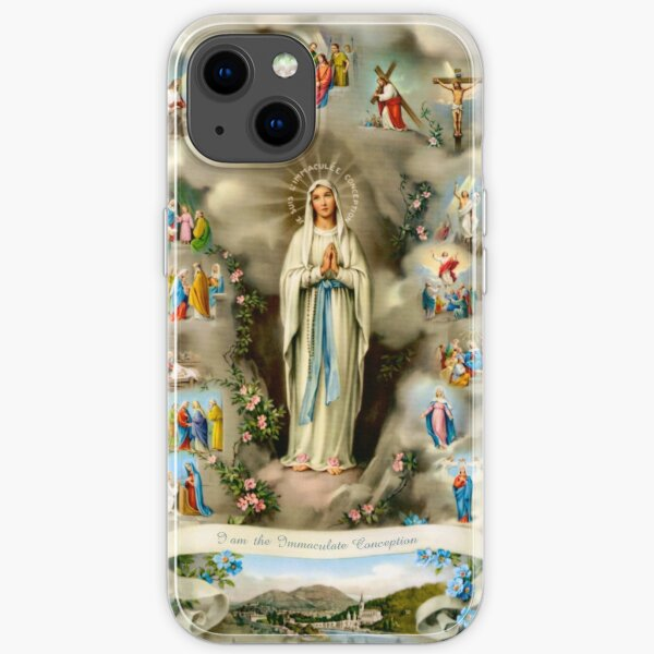 Immaculate Conception iPhone Soft Case