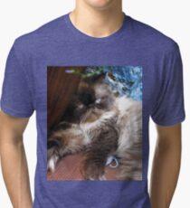 Tom tipsy Tri-blend T-Shirt