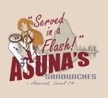 Sandwich Art Online | Unisex T-Shirt