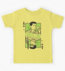 Archer of Spades Kids Tee