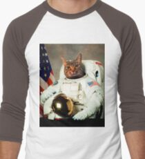 AstroCat Men's Baseball ¾ T-Shirt