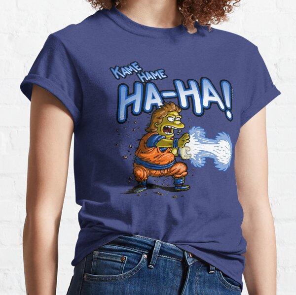 KAME HAME HA HA! T-shirt classique