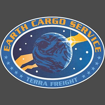Earth Cargo Service by GravelSkies