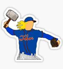 Noah Syndergaard Sticker