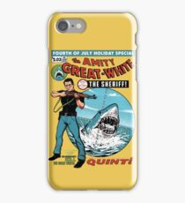The Amity Great White iPhone Case/Skin