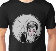 Rainy Gotham Unisex T-Shirt