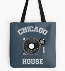 Chicago House Tote Bag