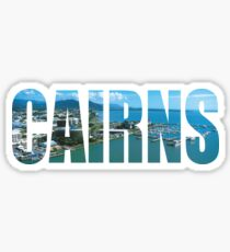 Cairns Sticker
