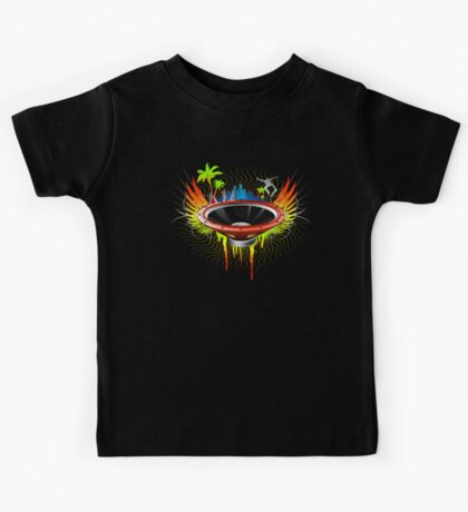 Ride the Bass! Kids Clothes