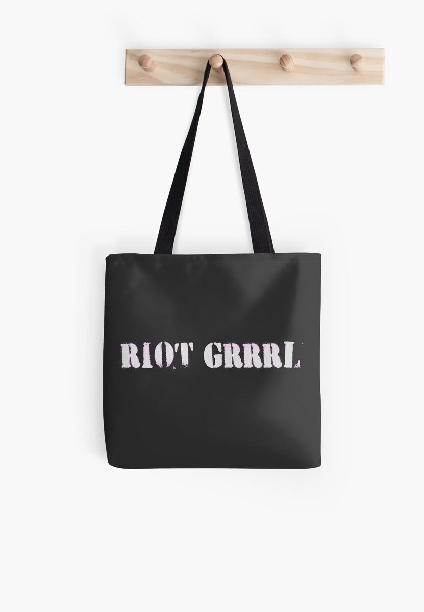 Riot Grrrl by ixrid
