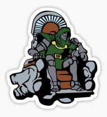 Comfortable Chair Sticker