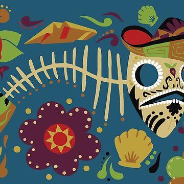 Pescado Muerto by rafaelmax
