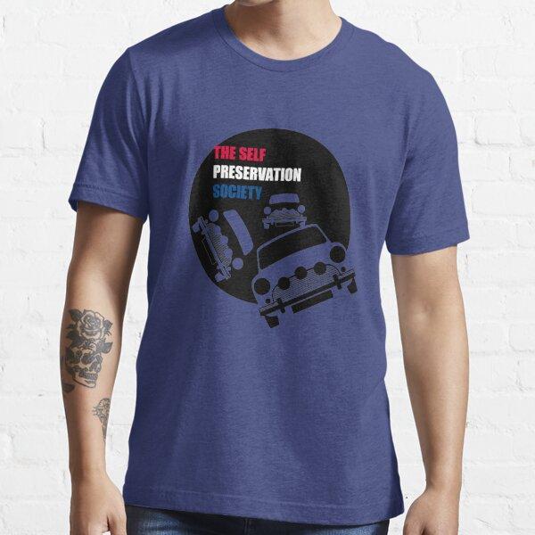 Classic Mini Cooper S - Italian Job Essential T-Shirt