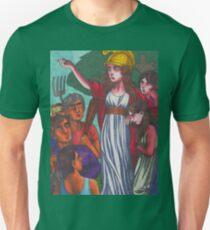 Wild Boadicea Appears Unisex T-Shirt