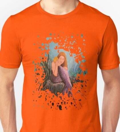 Mermaid Under The Sea T-Shirt