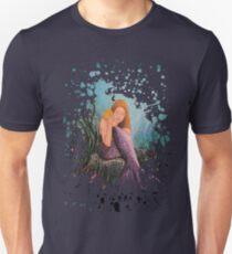Mermaid Under The Sea Unisex T-Shirt