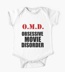 O.M.D. OBSESSIVE MOVIE DISORDER One Piece - Short Sleeve