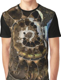 one dusty ammonite Graphic T-Shirt